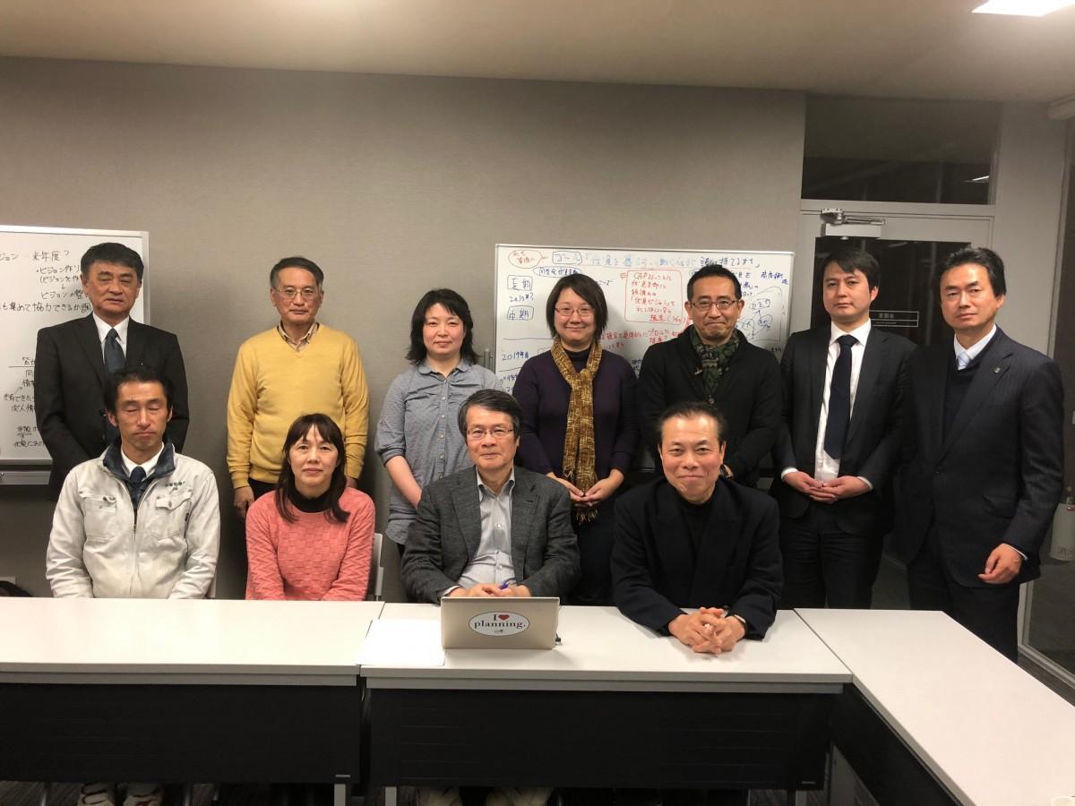 龍谷大学キャップストーンチームのメンバー