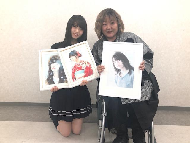 乃木坂46・齋藤飛鳥さんとまきむらゆうこさん