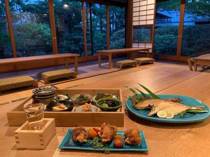 宮津一刻干しや26種類の日本酒が楽しめる「なかの邸」