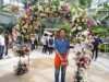 伏見「おくだばらえん」、鶴見緑地のイベントでバラ2000本をアレンジ