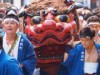 伏見最大の祭り「御香宮神社・神幸祭」 巨大獅子やみこしに盛り上がる
