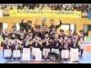 伏見・板橋ファイヤーズがドッジボール全国準優勝 門川京都市長に笑顔で報告