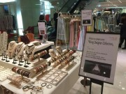 ソウルのロッテ百貨店で展示会 新進デザイナーを支援