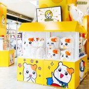 ソウルに日本のアニメキャラ「エビちゅ」限定店 予想上回る盛況で期間延長