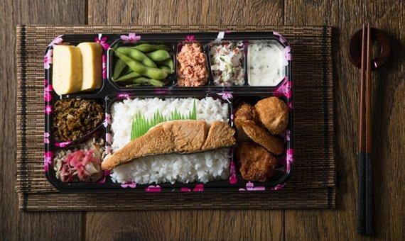 韓国コンビニがプレミアム弁当「深夜食堂」発売 日本の家庭料理がコンセプト
