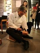 ソウルで新潟県産品PRイベント 「麒麟山」試飲、「玉川堂」実演も