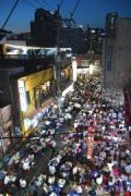 ソウルの「せんべろ」ノガリ横丁でビール祭り 生ジョッキが1,000ウォンに