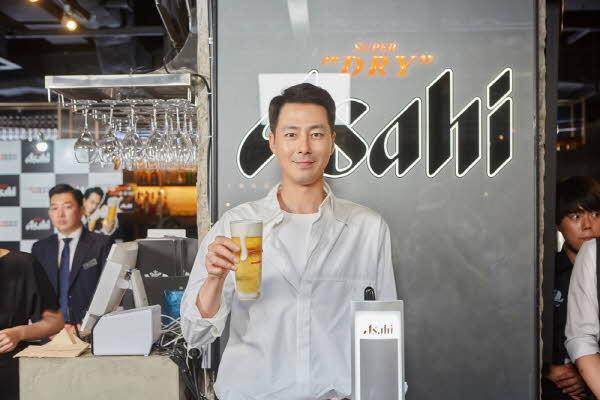 ソウルに「アサヒスーパードライ」期間限定バー エンジェルリングを体験