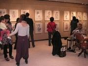 銀座の27画廊が1日限定「夜会」-各店企画で画廊をアピール
