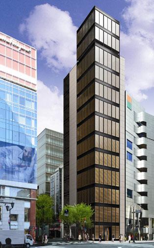 昨年から松坂屋リニューアルやH&M出店でにぎわいを見せる銀座6丁目周辺。話題となったH&M前の行列が、今冬には「アバクロ」前に現れそうだ