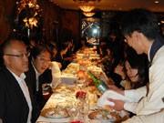 銀座「マキシム・ド・パリ」で三重の酒PR-地元食材のフレンチとマリアージュ