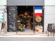 銀座にフレンチバル「ルフージュ」-鉄板焼き店から業態転換