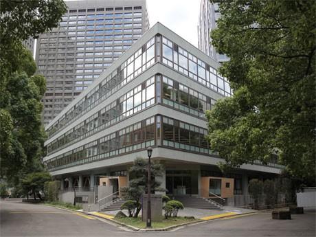 改修工事を終えた「千代田区立日比谷図書文化館」