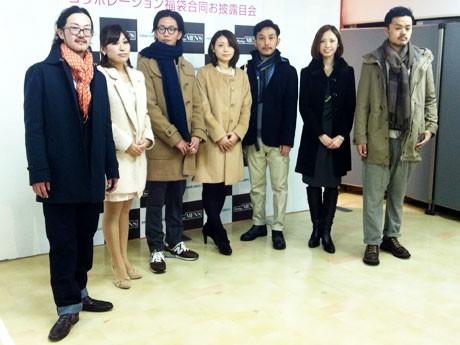 阪急メンズ東京、プランタン銀座が、それぞれ提案する合コンファッション
