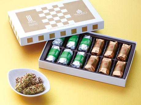 「GINZA KABUKIZA-WAKO クランチチョコレート」(1,050円)