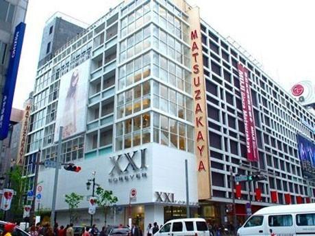 1924(大正13)年から同所で営業を続けてきた松坂屋銀座店