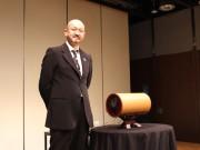 銀座で「演奏家のいない演奏会」-300回目、スピーカー奏でる音観賞