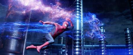 映画「アメイジング・スパイダーマン2」。4月25日からTOHOシネマズ日劇ほか全国で3D&2Dロードショー公開  ©2013 CTMG. All Rights Reserved.
