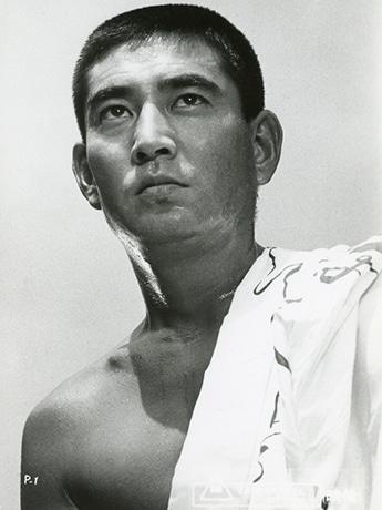 高倉健さん出演の「日本侠客伝 雷門の決斗」