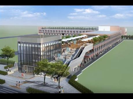 「築地魚河岸」に名称が決定した築地の新施設