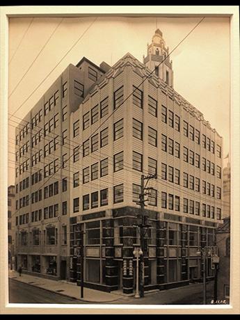 アントニン・レーモンドが設計した教文館・聖書館ビル