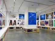 銀座のグラフィックデザイン専門ギャラリーで、30年の歴史を振り返る催し