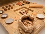 無印良品有楽町で沖縄の焼き物「やちむん」展 おわんや皿など40点