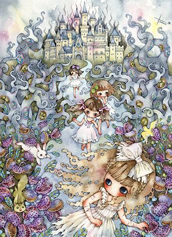 たまさんの作品「Fallen Princess」