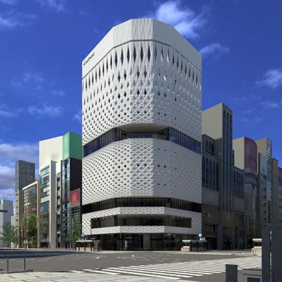 「GINZA PLACE」完成イメージ