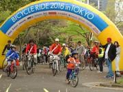 日比谷公園をスタート・ゴールに「バイシクルライド2017イン東京」