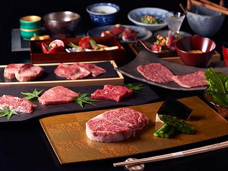 「焼肉会席コース」のイメージ