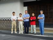 銀座で東広島市の日本酒イベント 有料試飲や現役杜氏5人のトークショーも