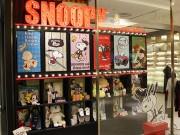 銀座三越で「スヌーピー」の催事 13枚のオリジナルアートを使い商品展開
