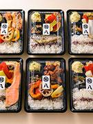 東京国際フォーラムに弁当店 野菜と果物のスムージーも好評