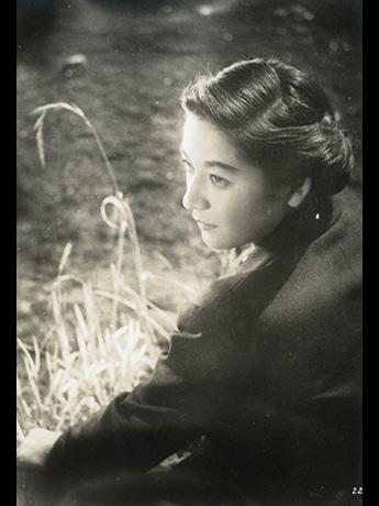 フィルムセンターで「原節子選集」 現存する最初期の出演作品含む11本