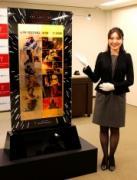 GINZA TANAKAで純金・純プラチナのビッグカレンダー 価格は1億円