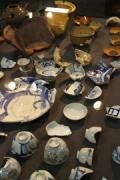 明石町で「明治150年 文明開化と中央区の遺跡」展 出土品が伝える人々の暮らし