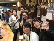 「新富町はしご酒2018春」 過去最大の29店舗が参加