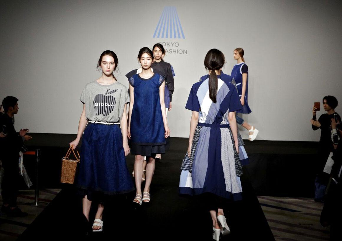 東京国際フォーラムで若手デザイナー13ブランドのファッションイベント
