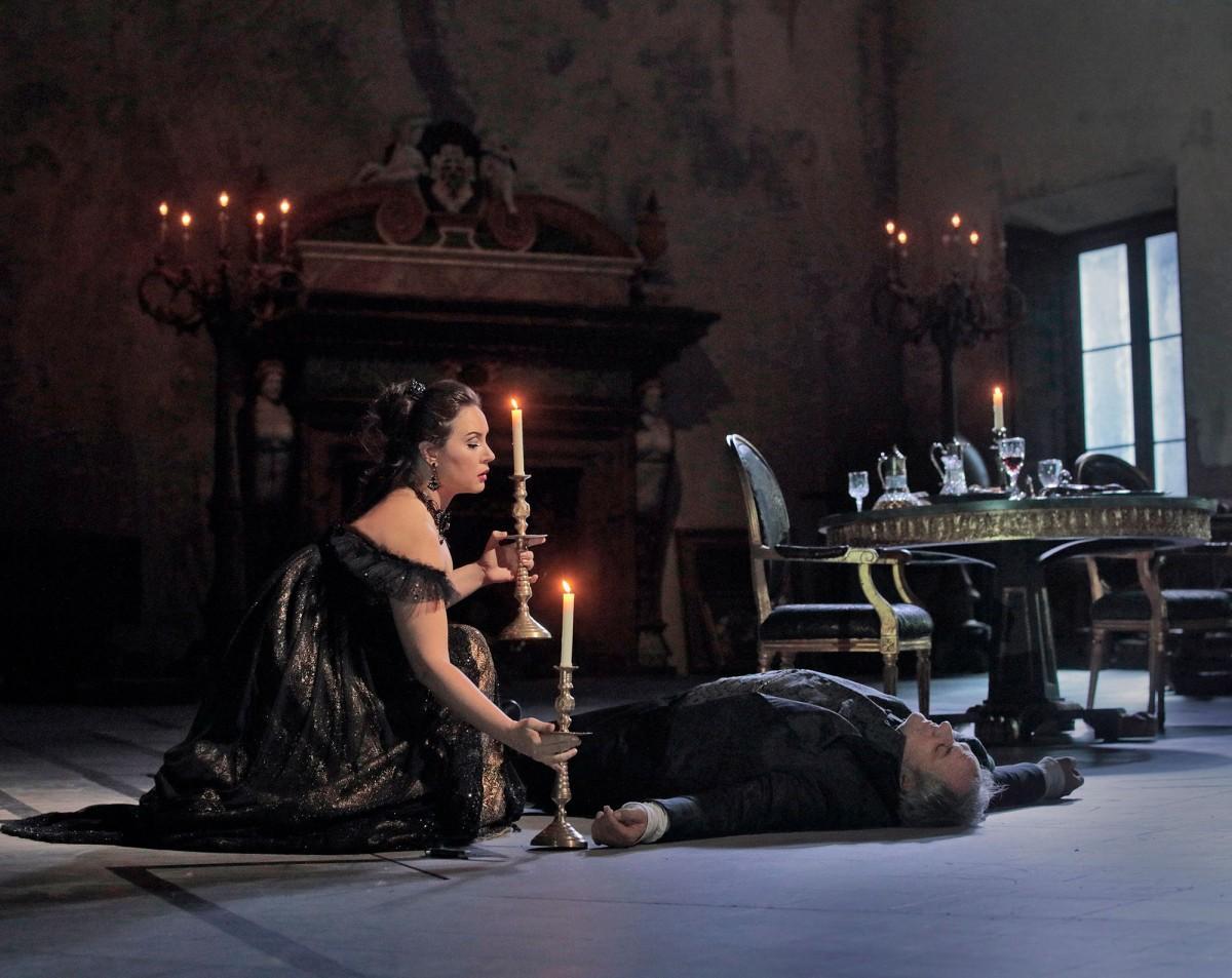 「METライブビューイングアンコール上映2018」で上映する「トスカ」