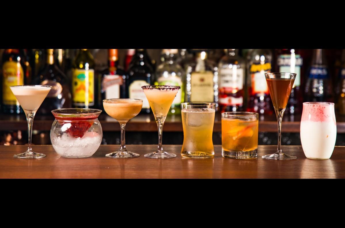 「The CHOYA BAR銀座 Cocktail Tour 2018」で提供するカクテル
