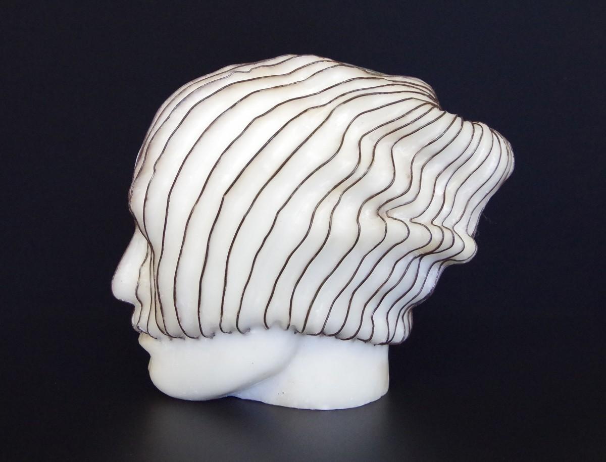 松岡圭介さんの作品「白の時代 - Periodo Bianco -」
