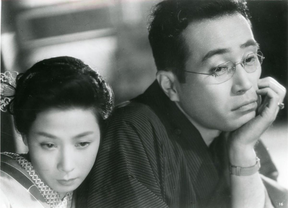 「夫婦善哉」(1955)
