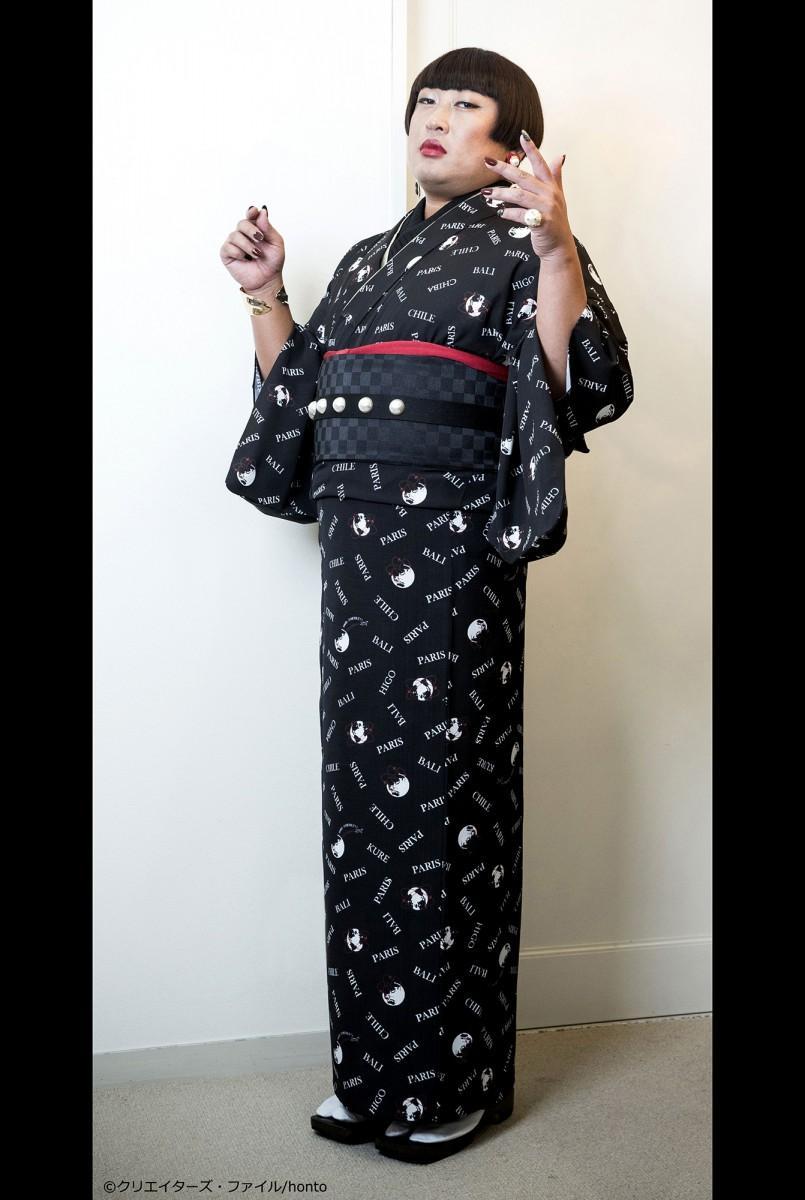 トータルファッション・アドバイザーのYOKO FUCHIGAMIさん