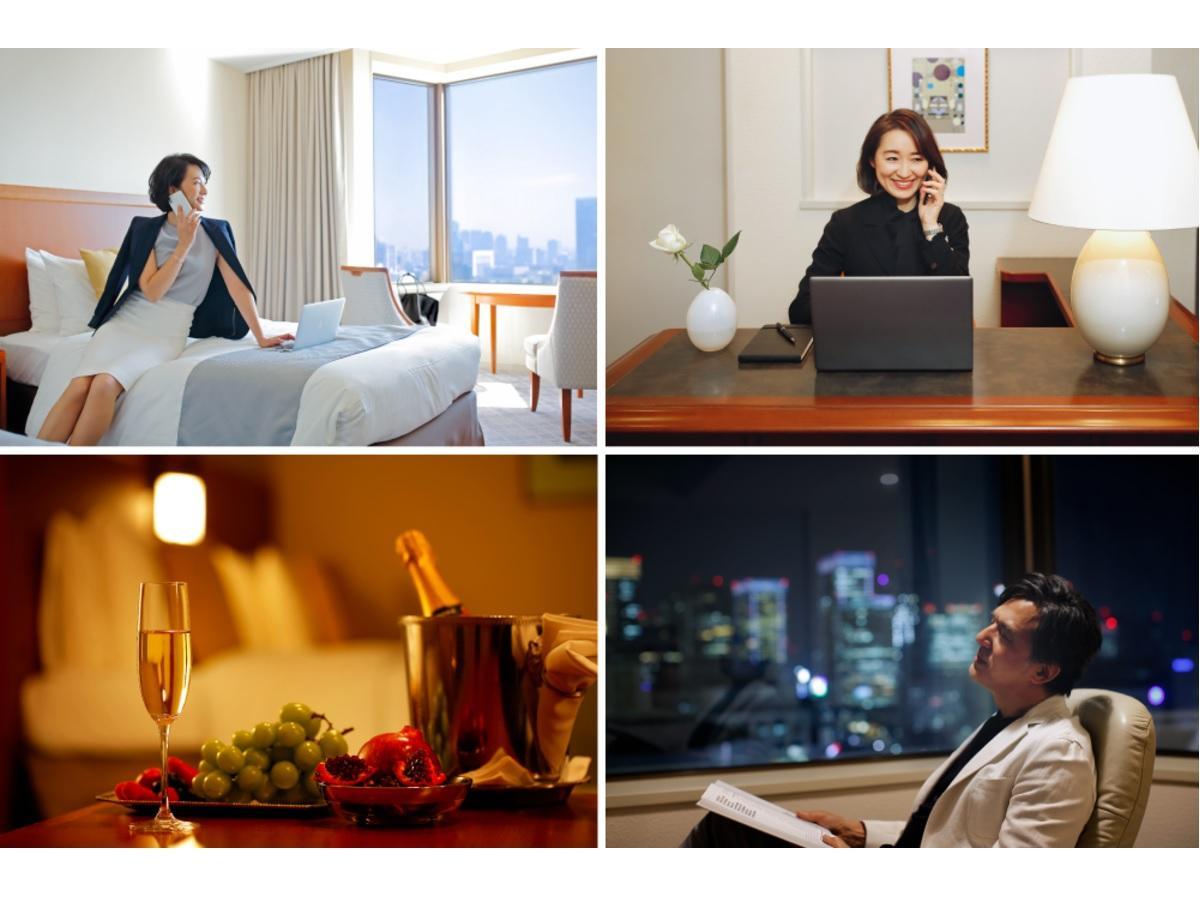 新規事業として開始する「帝国ホテル サービスアパートメント」