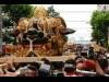 築地の波除稲荷神社で「つきじ獅子祭」 江戸時代の「船渡御」の復興も