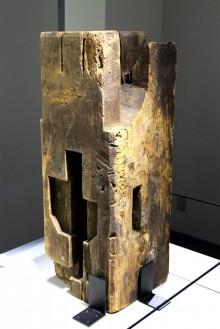 京橋のLIXILギャラリーで企画展「ものいう仕口−白山麓で集めた民家のかけら−」