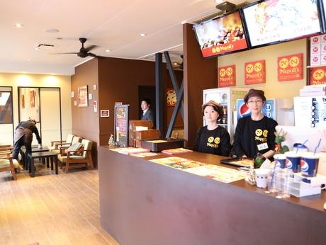 ピザ専門店「ナポリス類家店」は東北初出店