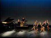 八戸でジャズとコンテンポラリーダンス公演 異空間を演出