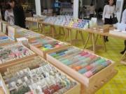 八戸でマスキングテープ展「mt EX at hacchi」 1000種類を展示販売